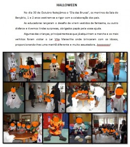 2015 - Dia do Halloween