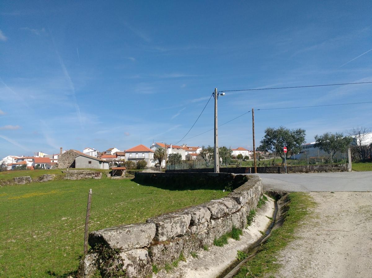 Sao Paio de Gramaços entrada Sul (Vale de Sancho)