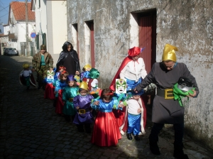 Desfile de Carnaval 24/2/2017